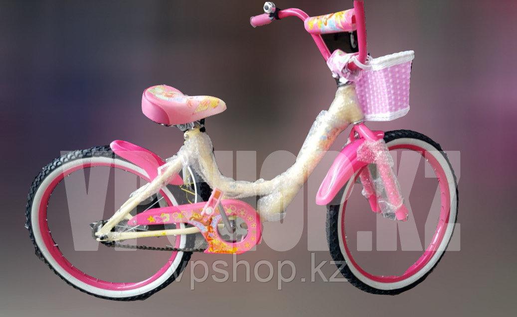 Детский велосипед для девочек Winx, доставка