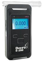 Профессиональный алкотестер Динго Е-200, фото 1