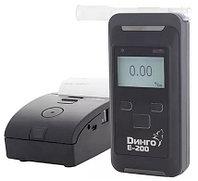 Алкотестер Динго Е-200 с принтером, фото 1