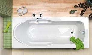 Акриловые ванны JIKA (Чехия)