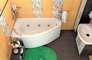 Акриловые ванны Тритон (Россия)