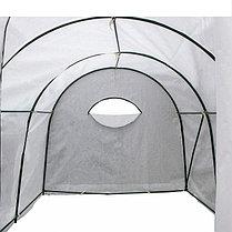Теплица-парник «Весна XL», 4,9 × 2,15 × 1,95 м, металл, спанбонд 90 г/м², фото 3