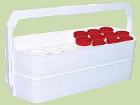 КПБ-01 контейнер для переноса баночек для анализов