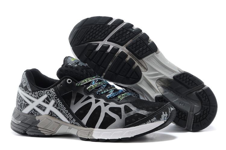 Кросовки Asics Gel-Noosa  9 Generation черно-белые
