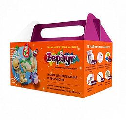 Zephyr Набор для запекания и творчества с кинетическим пластилином