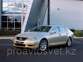 Переходные рамки на Lexus GS300 2004 - 2011 Hella 3R AFS