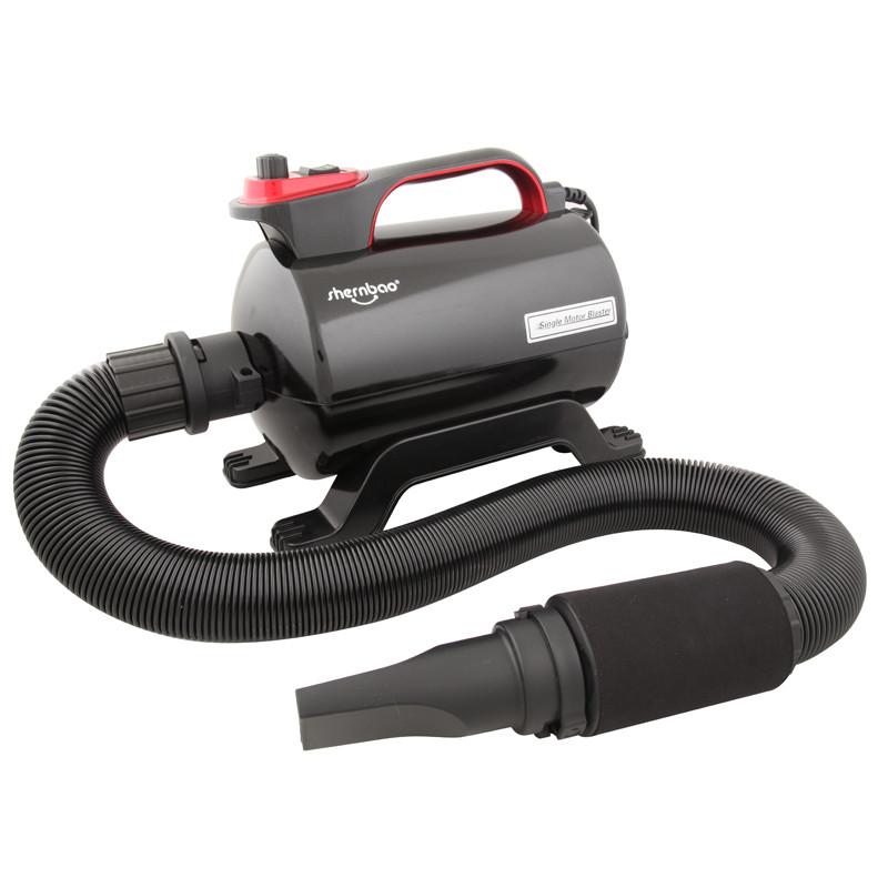 Турбосушка (обдувка, промышленный фен)  SHD-2200P Blaster