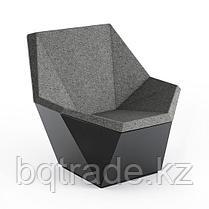 Кожанное кресло для ресторана, фото 3