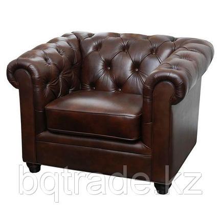 Кожанное кресло для ресторана, фото 2