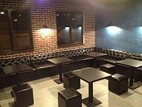 Круглый стол для ресторанов и кафе