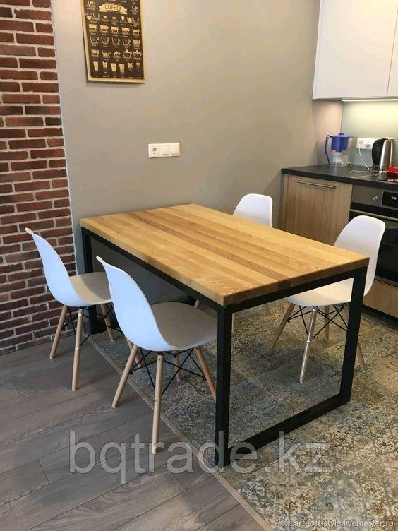 Столы из массива для ресторанов и кафе