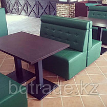 Деревянный стол в ресторан, фото 2