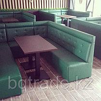 Деревянный стол в ресторан, фото 3