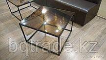 Стол стеклянный в ресторан, фото 2