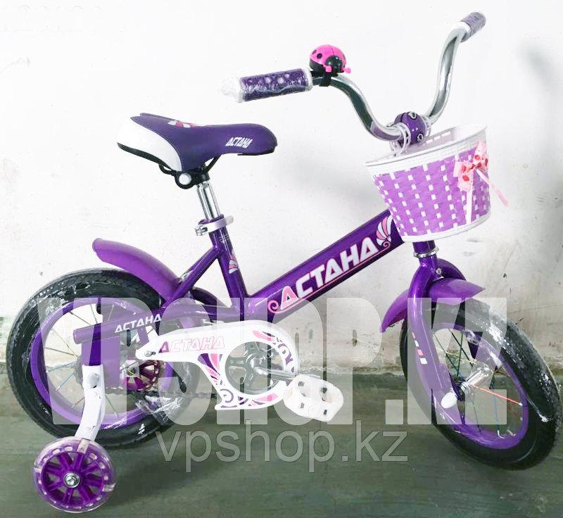 """Детский велосипед для самых маленьких """"Астана-12"""", доставка"""