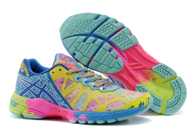 Женские кросовки Asics Gel-Noosa  9 Generation