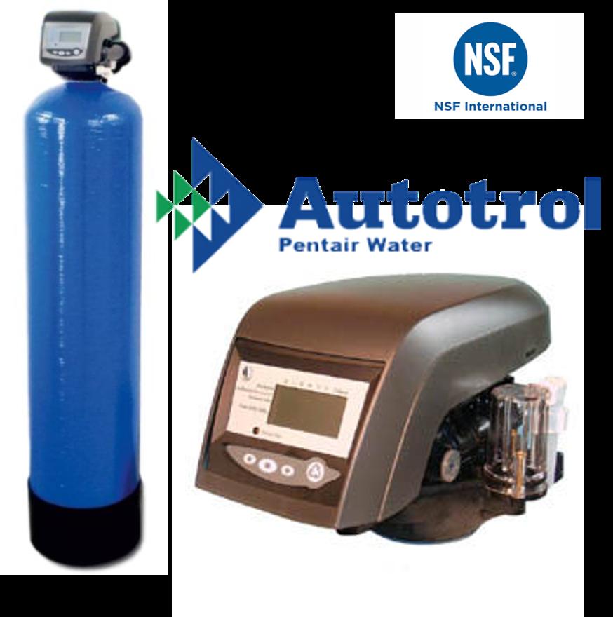 Автоматические фильтры механической очистки воды Autotrol F