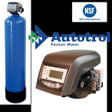 Автоматические фильтры механической очистки воды Autotrol F, фото 2