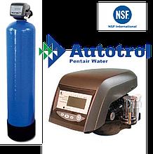 Автоматические фильтры с активированным углем  Autotrol С