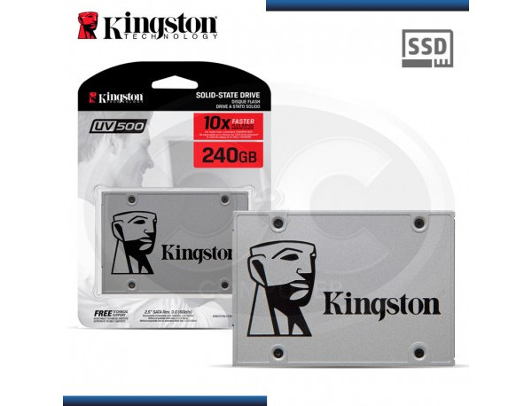 SSD диск 240 Gb Kingston