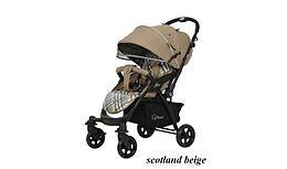 "Прогулочная коляска ""JAZZ Trends"" RA004 Scotland beige"