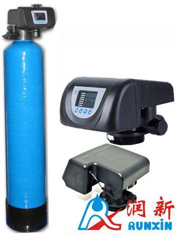 Автоматические фильтры механической очистки воды Runxin F, фото 2