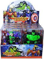 Немного помятая!!! 2013-12А Бионикл Мстители Super Heroes из 6 шт цена за 1шт 22*15