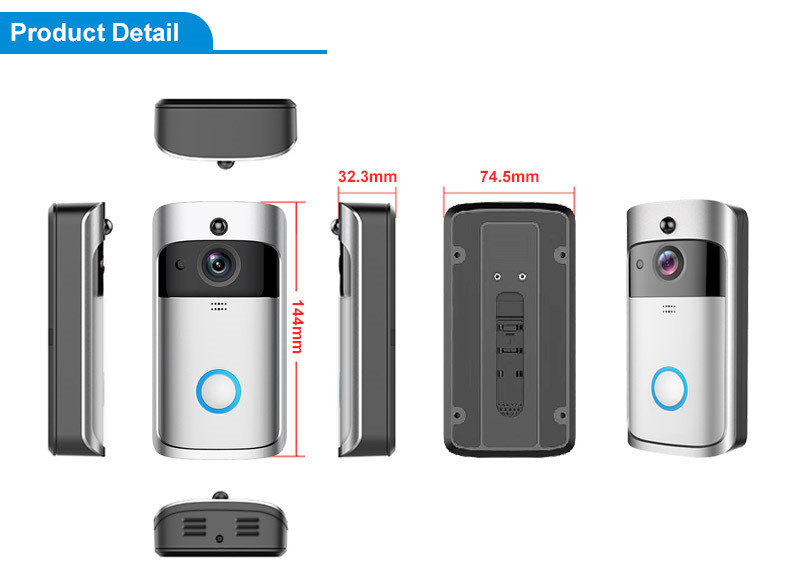 Видеодомофон в подъезд с камерой видеонаблюдения и двусторонним переговорным устройством (только для квартир!)