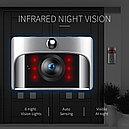 Видеодомофон в подъезд с камерой видеонаблюдения и двусторонним переговорным устройством (только для квартир!), фото 3