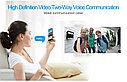 Видеодомофон в подъезд с камерой видеонаблюдения и двусторонним переговорным устройством (только для квартир!), фото 4