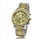 Часы Женева металлический ремешок , фото 2