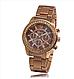 Часы Женева металлический ремешок , фото 5