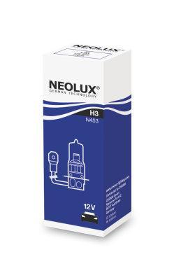 Neolux Лампа H3 55W 12V PK22s STANDART