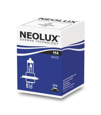 Neolux Лампа H4 60/55W 12V P43t STANDART