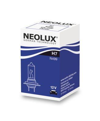 Neolux Лампа H7 55W 12V PX26d STANDART