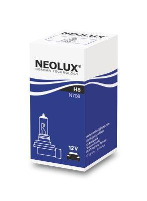 Neolux Лампа H8 35W 12V PGJ19-1 Standart