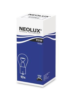 Neolux Лампа P21W 21W 12V BA15s STANDART