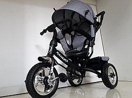 Новый трехколесный велосипед Hangwa с родительской ручкой