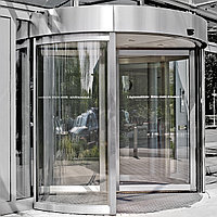 Карусельная дверь Dorma KTC-2