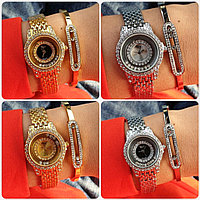Гламурный набор Часы и браслет