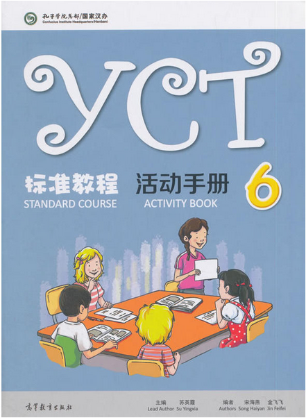 YCT Standard Course Activity Book 6