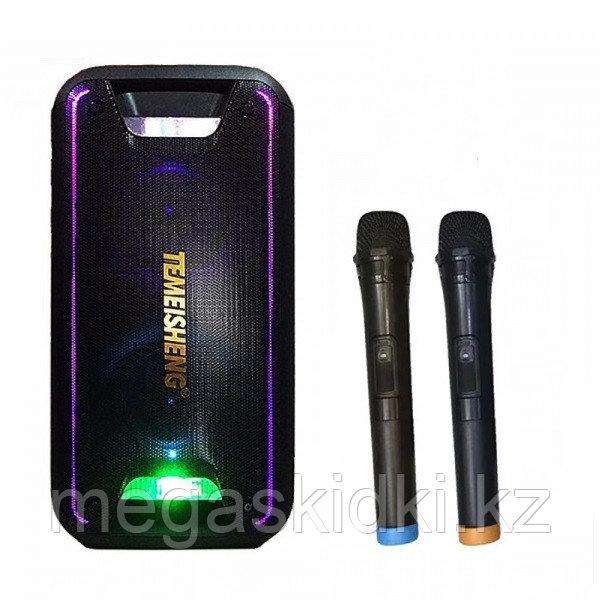 Колонка Bluetooth с аккумулятором Temeisheng TMS-502