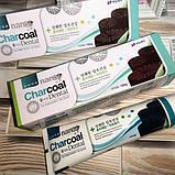 Зубная паста с серебром и бамбуковым углем NANO Charcoal Dental, фото 2