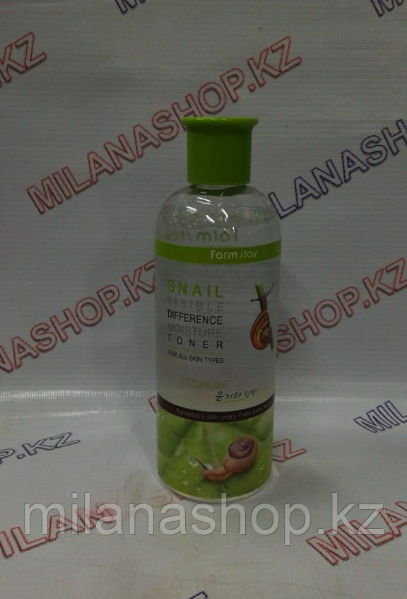 Farm stay snail mucus premium miracle toner - Тонер на основе слизи улитки