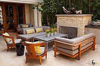 Как выбрать мебель для дачи,сада?