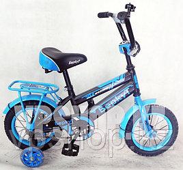 """Детский велосипед для самых маленьких """"Беркут-12"""", доставка"""