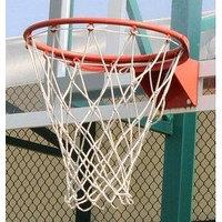 Баскетбольное кольцо на оргстекло с сеткам, фото 1