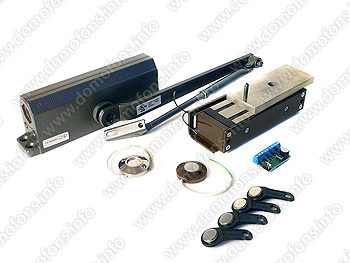 Электромагнитный замок - Power Lock-400G