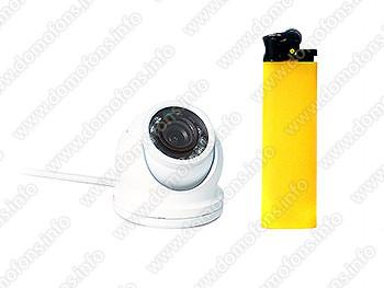 Купольная цветная видеокамера KDM-6413G