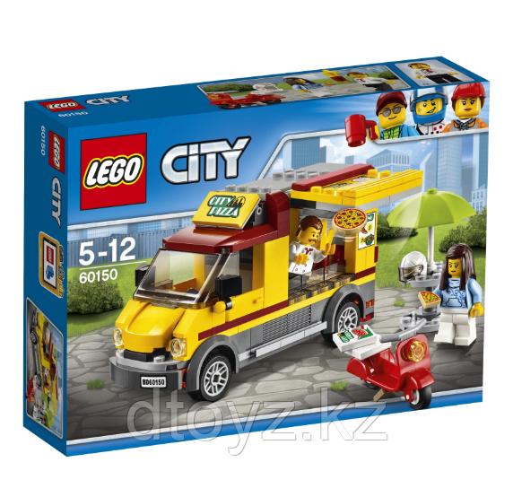 Lego City 60150 Фургон-пиццерия Лего Сити